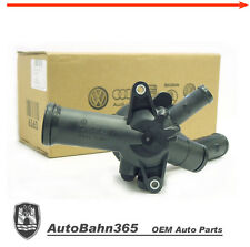 New OEM VW Thermo-Housing with Thermostat 2.5 Jetta Beetle 2005-2014 07K121115C