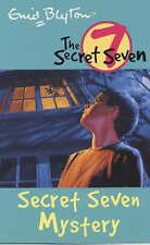 NEW (9)  SECRET SEVEN MYSTERY ( SECRET SEVEN book )  Enid Blyton COLOUR