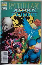 Patrulla X & Alpha Flight. 2 de 2. Comic
