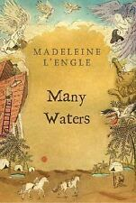 A Wrinkle in Time Quintet: Many Waters 3 by Madeleine L'Engle (2007, Paperback)