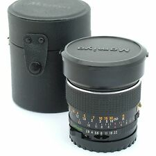 Mamiya 645 45mm f2.8 C lens, with case, near mint condition