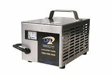 ClubCar Powerdrive/IQ Golf Cart-48 Volt 15 Amp DPI Battery Charger-3 pin round