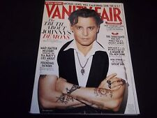2011 NOVEMBER VANITY FAIR MAGAZINE - JOHNNY DEPP - FASHION ISSUE - D 2104