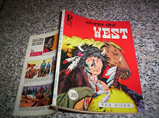 COLLANA RODEO STORIA DEL WEST N.93 ORIGINALE PERFETTO TIPO TEX ZAGOR MARK ARALDO