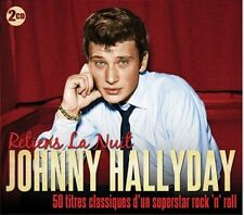 Retiens La Nuit by Johnny Hallyday 2 CD SET
