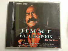 5026310118421 Jimmy Witherspoon - Cry the Blues FAST POST CD