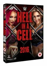 Official WWE - Hell In A Cell 2016 Event DVD