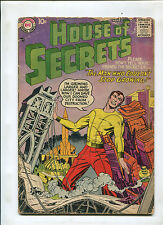 HOUSE OF SECRETS #11 (4.0) THE MAN WHO COULD'NT STOP GROWING!