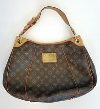 LOUIS VUITTON Monogram Canvas Galliera PM MSRP $1,680.00