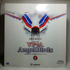 YAY! Yamato 1/48 Macross VF-1A Valkyrie ANGEL BIRDS COLOR SCHEME!