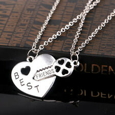 All-match Peach Brother Confidante Suit Necklace Best Friends for Young Hot 2016