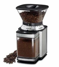 Cuisinart DBM-8 Supreme Grind Automatic Burr Mill Grinder Stainless Steel NEW!