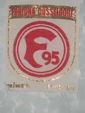 "Fortuna Düsseldorf Patch -  Germany - Soccer / Football - 2 3/4"" x 3 1/2"""