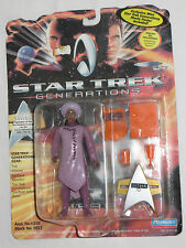 Star Trek Generations Guinan Action Figure. (Whoopi Goldberg). New on Card. 1994