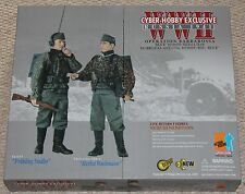 dragon action figure ww11 german signals 1/6 12'' boxed 70416 did cyber hot toy