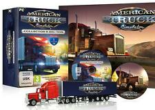 AMERICAN TRUCK SIMULATOR COLLECTOR'S EDITION PC DVD NEW SEALED ENGLISH
