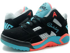 Size 11 Mens Patrick Ewing Wrap 1ew90103 968 Black/Orange/Blue