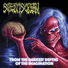 Silent scream-from the darkest depths of the imagination (US Thrash * M. Saint)