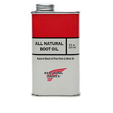 Red Wing Boot Oil All Natural - leather boots and shoes