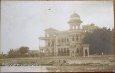 Cienfuegos, Cuba 1920s Realphoto Postcard: 'Chalet/Palacio de Valle'