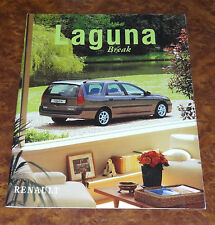 Catalogue RENAULT LAGUNA 1 Break de 1998