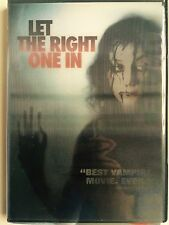 LET THE RIGHT ONE IN - Region 1 - DVD