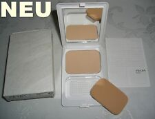 NEU = Luxus: PRADA Beauty Hydrating Compact POWDER MakeUp Puder SPF15 Beige 8g
