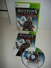XBOX 360 : ASSASSIN'S CREED : REVELATIONS - Completo, ITA ! Prima stampa!