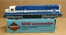 Walthers/Proto 23508 HO GM Oakway SD60 #9003, DCC
