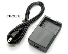 Battery Charger for Canon BP-2L24H E160814 CB-2LE CB-2LT CB-2LTE CB-2LW CB-2LWE