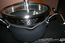 Calphalon Elite Williams-Sonoma 4 Quart Pour and Strain Sauce Pan