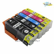 5PCS Compatible ink Cartridges T273 XL for Epson XP600/610/620/800/810/820