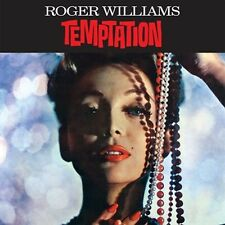 CD ROGER WILLIAMS TEMPTATION THE SUNDOWNERS APARTMENT ONE FINGER SYMPHONY ETC