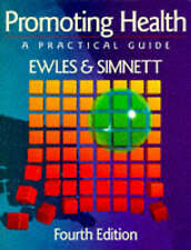 Promoting Health: A Practical Guide, Good Condition Book, Simnett MA(Oxon)  DPhi