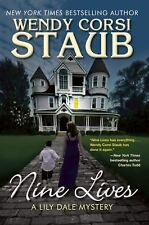 Nine Lives: A Lily Dale Mystery - Staub, Wendy Corsi - Hardcover