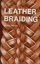 Leather Braiding Book~step-by-step instructions-detailed illustrations~NEW!
