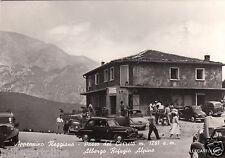 # PASSO DEL CERRETO: ALBERGO RIFUGIO ALPINO - APPENNINO REGGIANO - 1954