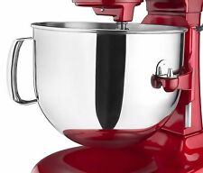 KitchenAid K5THSBP 5 Qt Bowl  Tilt Head Stainless Steel Bowl With Comfort Handle