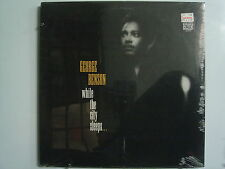 GEORGE BENSON While The City Sleeps JAZZ LP SEALED WB