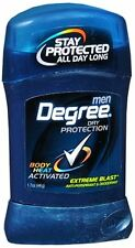 Degree Men Anti-Perspirant Invisible Stick Extreme Blast 1.70 oz (3 pack)