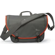 NEW Lowepro Passport Messenger Shoulder Bag for DSLR or CSC Cameras, Gray