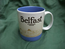 Starbucks Global City Icon Mug - Belfast, N.I. Nice Coffee/TEA  MUG.MINT