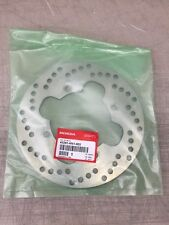 NEW OEM 99-14 HONDA TRX 400EX 400X REAR BRAKE ROTOR 43251-HN1-003