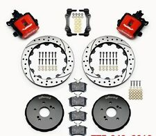"2006-2012 Honda Civic Combination Rear Brake Kit Wilwood with 12.19"" Rotors ^"