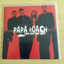 "Papa Roach - Time And Time Again  7"" Vinyl"