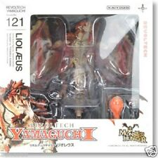 Used Kaiyodo Revoltech Yamaguchi No.121 Monster Hunter Liolaeus Painted