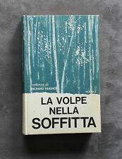 """La volpe nella soffitta, Richard Hughes, Rizzoli, 1963, """"""""La Scala"""", 420 pp."""