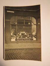 Dortmund - Fleischerei Geschäft Arno Müller im Dorstfelder Hellweg 64 / Foto