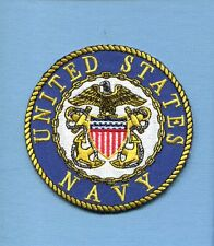 US UNITED STATES NAVY OFFICER CREST Squadron Ship Jacket patch
