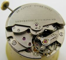 Felsa F 4000 automatic watch movement 30 jewels for parts ...